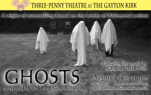 Ghosts August 9 & 10, 2013