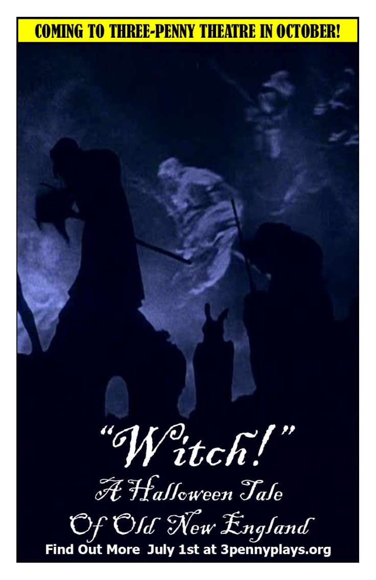 Witch ad in Hunchback program