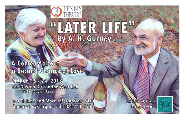 Later Life handbill