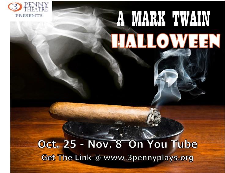 MT Halloween Poster